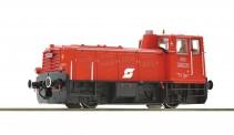 Roco 78001 ÖBB Diesellok Rh 2062 Ep.4 AC