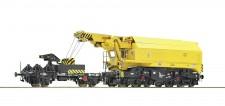 Roco 79035 DB Digital-Eisenbahndrehkran Ep.4/5 AC