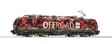 Roco 79105 TX E-Lok 193 555 'Offroad' Ep.6 AC