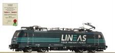 Roco 79215 LINEAS E-Lok BR 186 Ep.6 AC