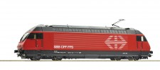 Roco 79286 SBB E-Lok Re 460 Ep.6 AC
