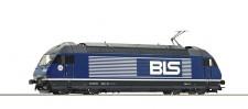 Roco 79288 BLS E-Lok Re 465 Ep.6 AC