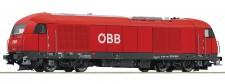 Roco 79766 ÖBB Diesellokomotive Rh 2016 Ep.6 AC