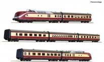 Roco 79935 DB Dieseltriebzug BR 601 7-tlg. Ep.4 AC
