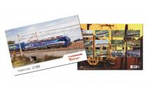 Roco 80691 Fleischmann/Roco Kalender 2020