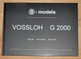 B-models 10000 Vossloh G2000