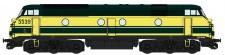 B-models 20.121 SNCB Diesellok Serie 55 Ep.4