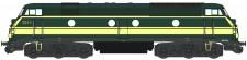 B-models 20.122 SNCB Diesellok Serie 55 Ep.4