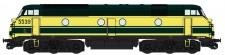 B-models 20.821 SNCB Diesellok Serie 55 Ep.4