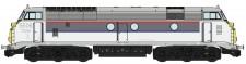 B-models 20.823 SNCB Diesellok Serie 55 Ep.6