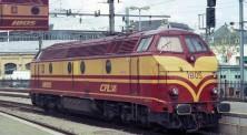 B-models 21.206 CFL Diesellok Serie 1800 Ep.4