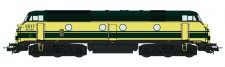 B-models 23.128 SNCB Diesellok Serie 55 Ep.6 AC