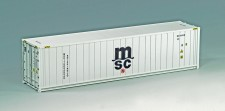 B-models 240-005 40' Container MSC