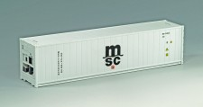 B-models 240-006 40' Container MSC