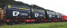 B-models 90104 RCW Containerwagen 8-achs Ep.6
