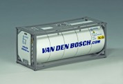 B-models LT-213 20' Tankcontainer van den bosch