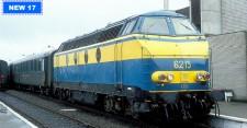B-models VB-9115.01 SNCB Diesellok Serie 62 Ep.4