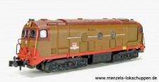 Pirata 2004 FS Diesellok Reihe D341 Ep.3/4