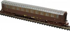 LO.CO 3005001 FS Personenwagen 2.Kl.Ep.2/3