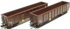 MTR ME800001A ÖBB offene Güterwagen-Set 2-tlg Ep.5/6