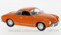 White Box WB064 VW Karmann Ghia orange 1962