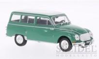 White Box WB103 DKW Universal Kombi grün/weiss 1964
