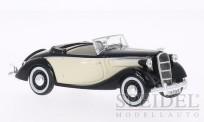 White Box WB104 Opel Super 6 schwarz/beige 1937