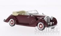 White Box WB113 Lagonda LG 6 DHC dunkelrot 1938