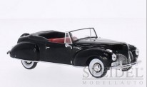 White Box WB117 Lincoln Continental schwarz 1939
