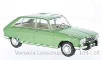 White Box WB124023 Renault R16 hellgrün-met. 1965