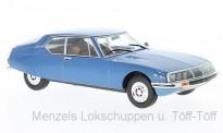 White Box WB124025 Citroen SM blau-met. 1970