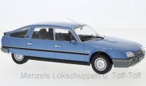 White Box WB124027 Citroen CX 2500 Prestige Phase 2 blau