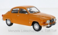 White Box WB124031 Saab 96 V4 orange 1970