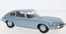 White Box WB124039 Jaguar Typ E Coupe blau-met.