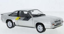 White Box WB124043 Opel Manta B 400 silber