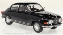 White Box WB124051 Saab 96V4 schwarz 1970