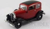 White Box WB151 Opel P4 dunkelrot/schwarz 1935