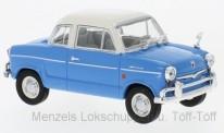 White Box WB281 NSU Prinz 30E blau/weiß1959