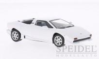 White Box WB505 Lamborghini P140 weiss 1988