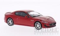 White Box WBS027 Maserati GranTurismo MC Stradale rot