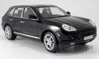 Welly WEL12529sw Porsche Cayenne schwarz