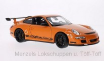 Welly WEL18015or Porsche 911 GT3 RS (997) orange