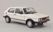 Welly WEL18039Wwe VW Golf I GTI weiß