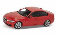 Welly WEL18043rt BMW 3er Lim. rot