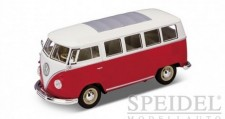 Welly WEL22095LR-RED VW T1/2b Bus Low Rider