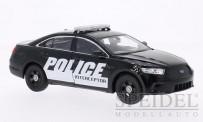Welly WEL24045 Ford Interceptor Polizei