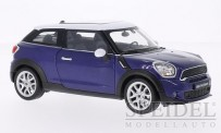 Welly WEL24050bl Mini Cooper S Paceman blau