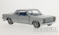 SunStar SUN1486 Chevrolet Corvair Coupe silber 1963