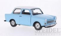 SunStar SUN4286 Trabant 601 de Luxe hellblau/weiß