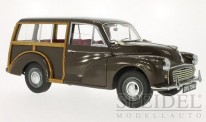 SunStar SUN4794 Morris Minor Traveller dunkelbraun 1967